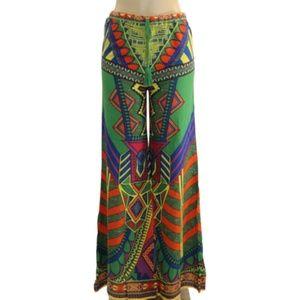 Ladies wide leg palazzo pants